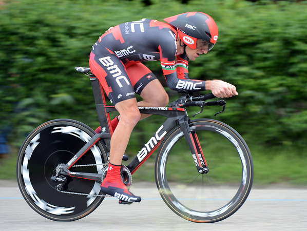 Marco Pinotti produced a massive performance to win the TT at an amazing 51-kilometres-per-hour..!