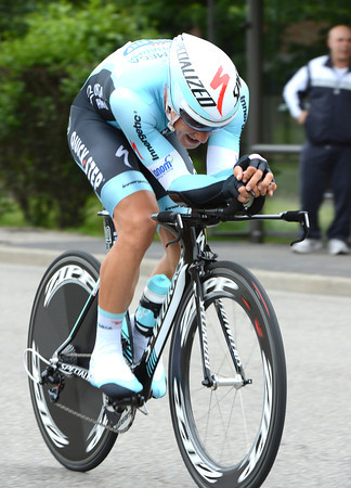 "Michal Kwiatkowski took 12th at 1' 24""..."