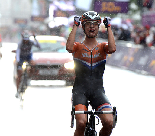 Marianne Vos has just secured her greatest triumph in a career that has no known ending..!