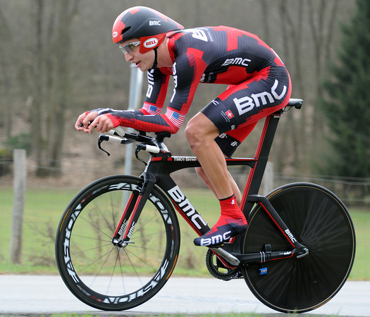 Taylor Phinney had a big chance to impress today, but his 18th place at 19-seconds was not as good as he'd hoped...