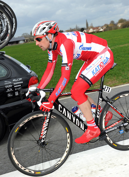 Denis Menchov might have a chance to show off in his new Katusha kit this week...