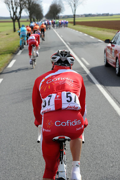 David Moncoutie must be regretting his decision to continue to race in 2012...