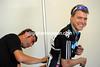 No sign of pre-race nerves for Edvald Boasson Hagen then..!