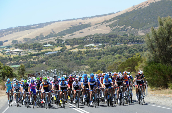 The attacking has ended with 30-kilometres to go - is this a race or what..?!