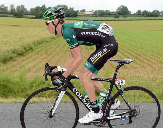 Ultra-thin Pierre Rolland is also a man of the mountains, not the hills...