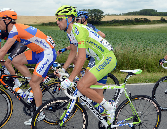 Vincenzo Nibali needn't worry about today - the mountains are more to his style...
