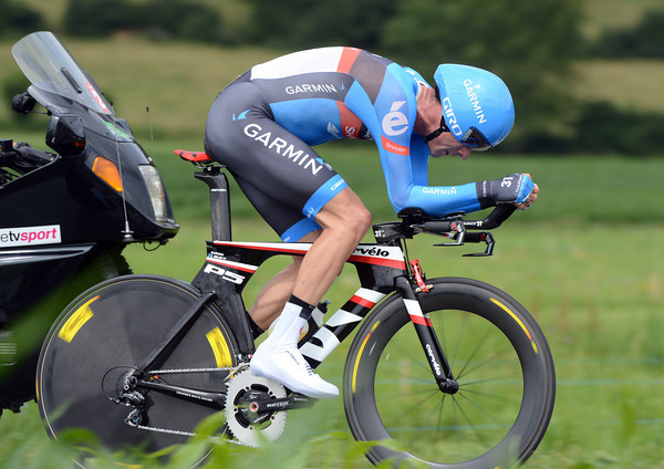 "David Millar expected more from himself - the Scot took 36th place at 4' 14""..."
