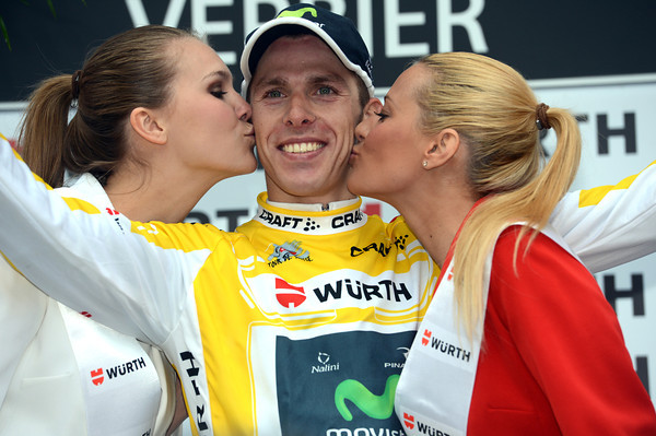 Rui Costa becomes the new race-leader of the Tour de Suisse..!