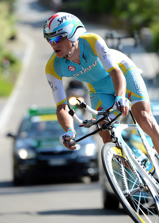 "Roman Kreuziger was also far from his best, taking 16th at 1' 16""..."