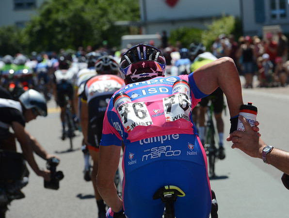 Alessandro Petacchi discovers that moment in a cyclist's career when bottle carrying takes over from winning stages...