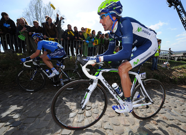 Lastras and Lund lead the escape up the Koppenberg...