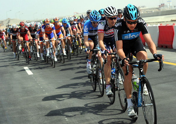 Jeremy Hunt is the man doing all the work at the front of the peloton...