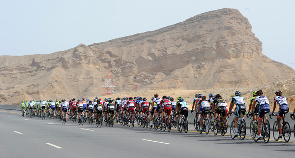 It's a different stage, but the highway is the same as used on stage three - and with great scenery too..!