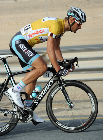 Tom Boonen will be trying to win this stage as well...
