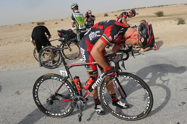 Hushovd is one 'star caught up in the spill...