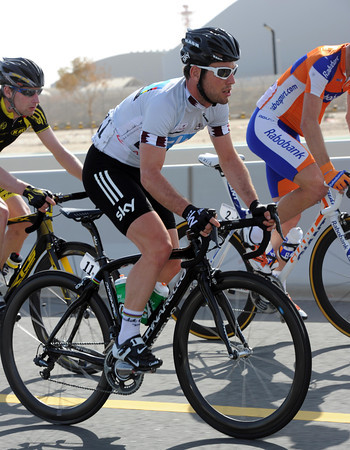 The tactics are simple - don't let Mark Cavendish win today..!