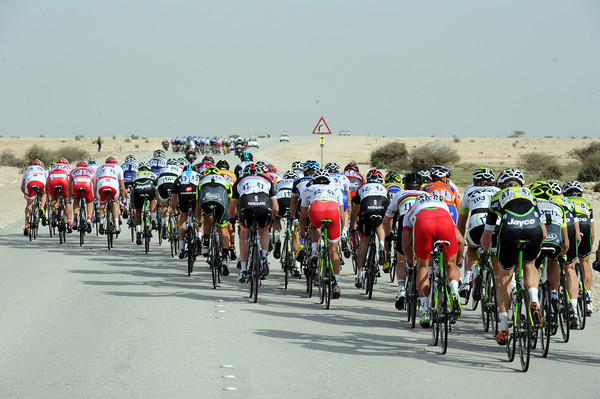 A group containing Cavendish is chasing a group of 30 that contains all the other race-favourites...