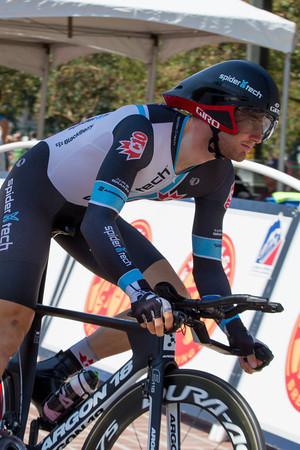 Hugo Houle finished in 16th today, just 52 seconds adrift.