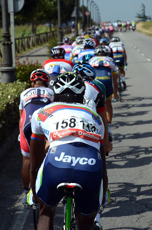 As Daniel Teklehaimanot, champion of Eritrea, can testify, the pace for the first hour is brutal...