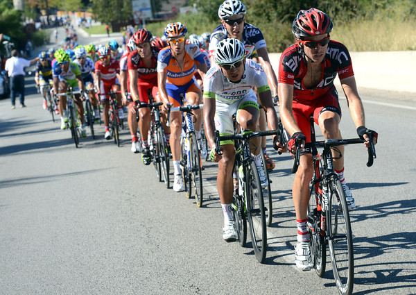 BMC has taken a keen interest in catching the escape, but who's their sprinter in this race..?