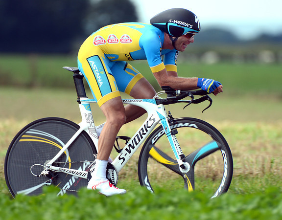 "Andre Grivko was eleventh today, the Ukranian lost 2' 44"" to the winning time..."