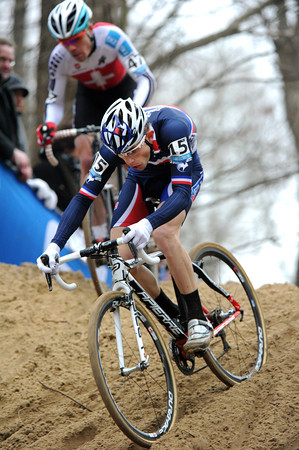Chainel is still going for it, he'll settle into 11th by the end, as best Frenchman...