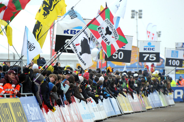 The locals have a lot to cheer for in Koksijde..!