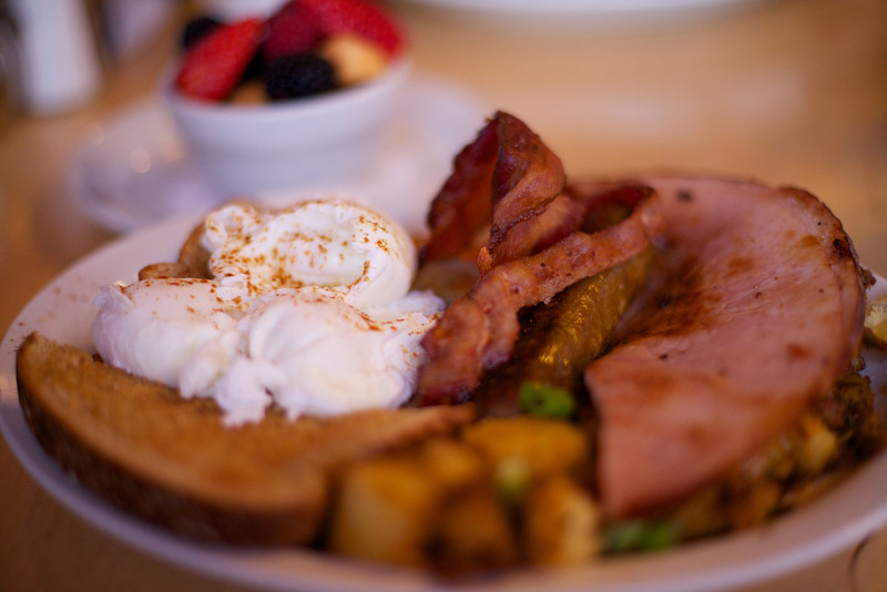 The Ranchman Brunch at Chuckwagon Cafe