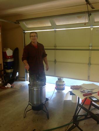 2013-02-10 Joe's first home brew