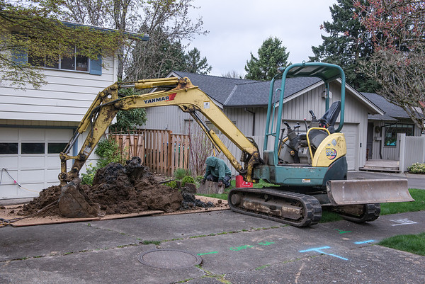 2013-04 Repair to a sewer line