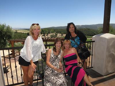 2013-06 Pasa Robles Wine tour