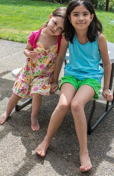 Emilia and Ally