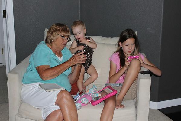2013-07-13 Chase and Elli Birthday