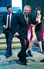 Prince Andrew, Princess Eugenie and boyfriend Jack Brooksbank