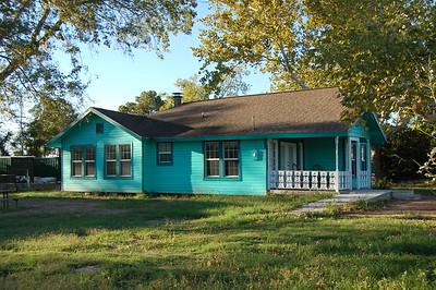 2013 10-19 Unique Blue House