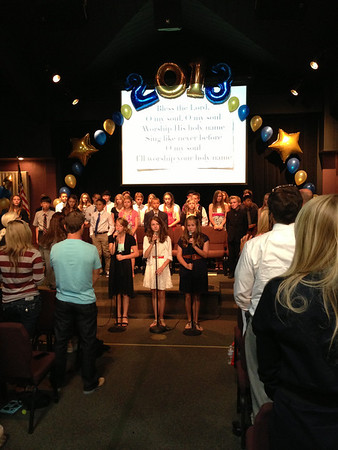 2013 6th Grade Graduation
