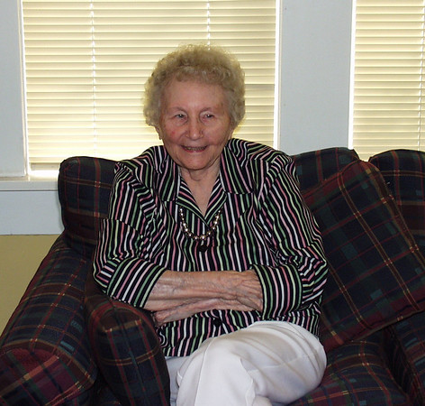 Mary Krivacka Kucera Brandesky January 18, 1918 - April 6, 2013