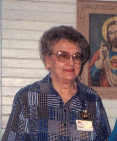 Pauline Owczarzak March 27, 1930 - October 19, 1998