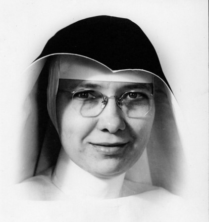 Sister Clara Jacob July 13, 1920 - February 1, 1983