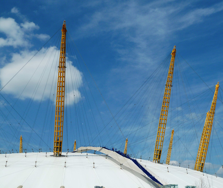 Walk over the O2