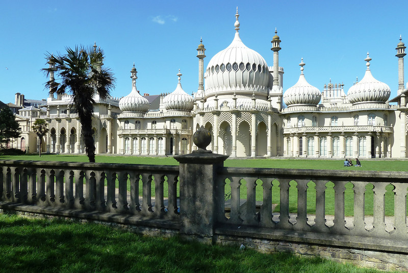 Brighton Pavilion 20th April 2013