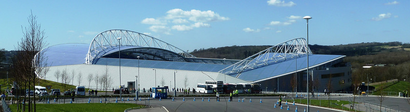 Amex Stadium Brighton - 20th April 2013