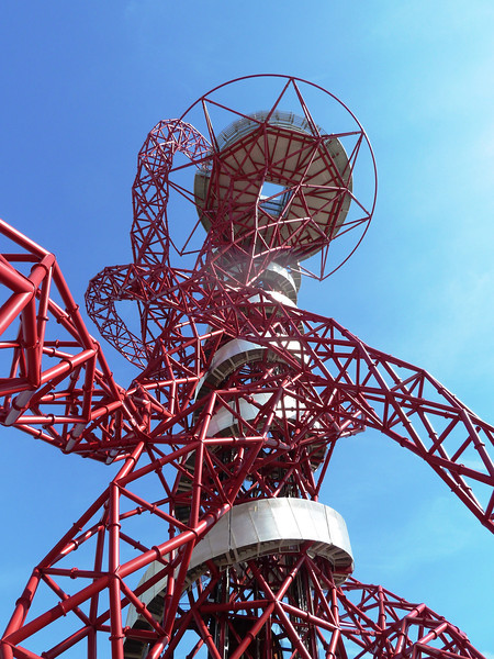 The Orbit  - London Olympic Park