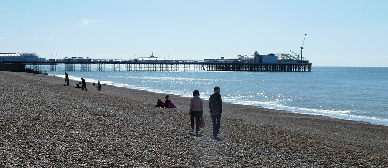 Brighton Pier 20th April 2013