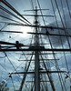 Riggers on Cutty Sark