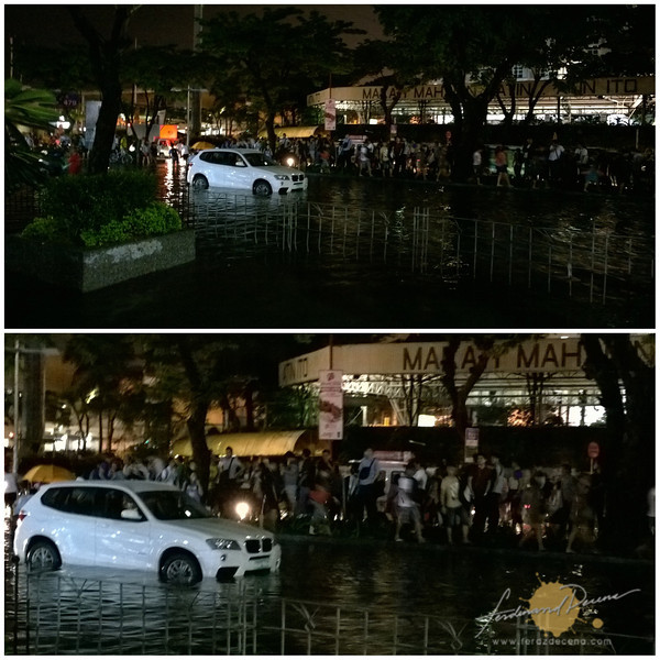 Makati flood