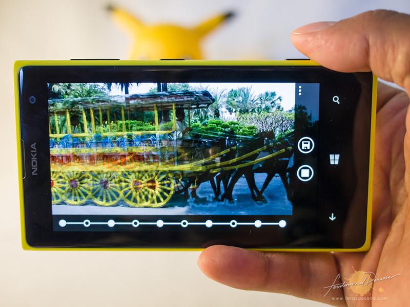 The Nokia Smart Camera App