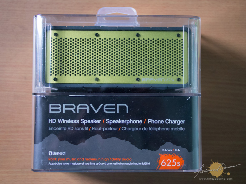 The Summit Green Braven 625s