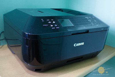The Canon Pixma MX927 test