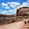Schaeffer Canyon, Canyonlands.